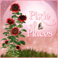 Pixie Places 2D And/Or Merchant Resources Themed Bez