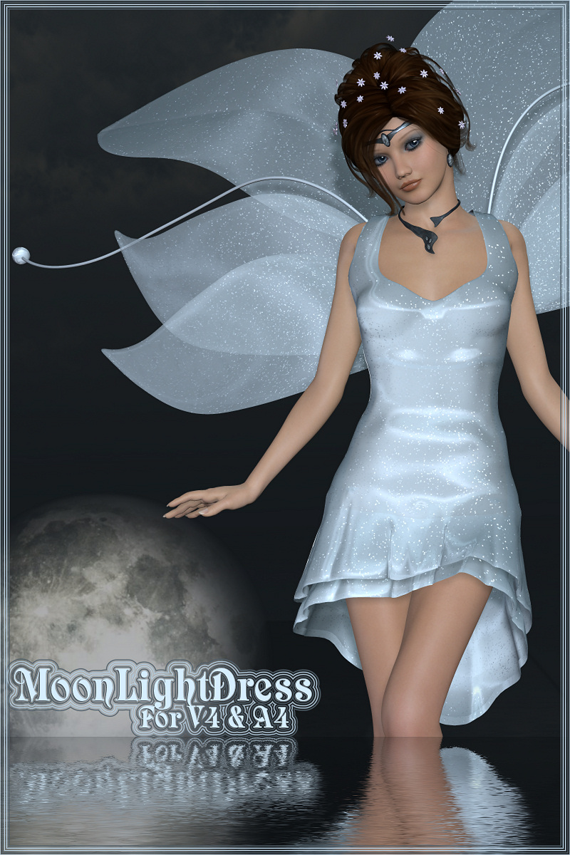 HZ-MoonLight Dress V4/A4