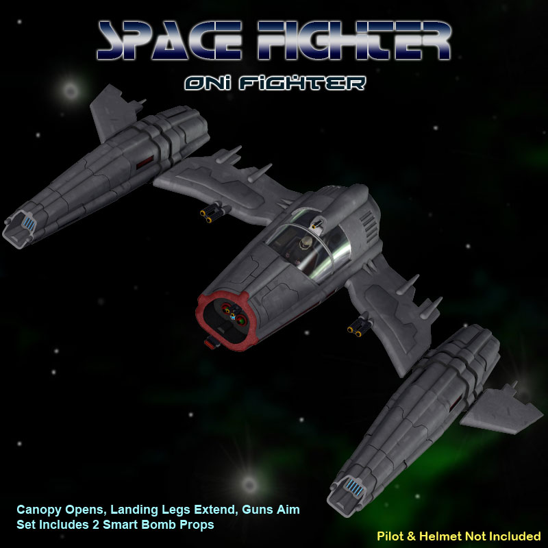 Oni Space Fighter