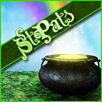 Background Mini-Pack 13: St. Pats Themed 2D And/Or Merchant Resources Sveva