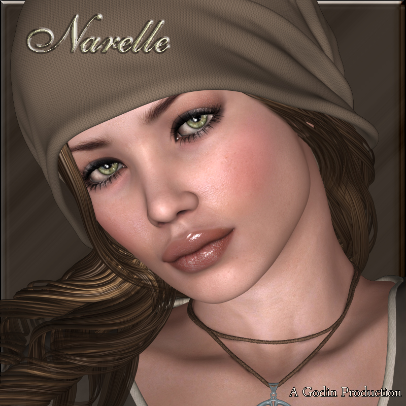 VH Narelle by Valery3D