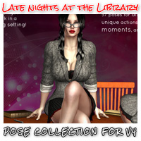 Late Nights at the Library image 3