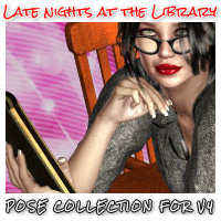 Late Nights at the Library image 5