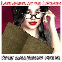 Late Nights at the Library image 6