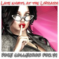 Late Nights at the Library image 7