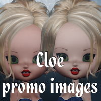 Cloe Character Pack for Cookie image 1