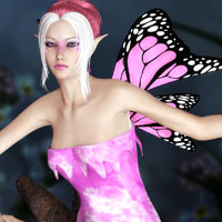 Spring Fairy for V4/A4/G4/Elite