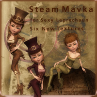 Steam Mavka 3D Figure Essentials schonee