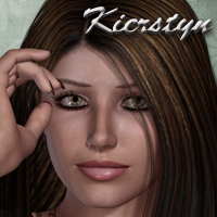 Glamour Girls - Kierstyn for V4 Characters kittystavern