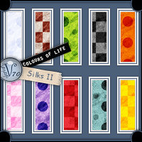 Colours Of Life - Silks II  Valerian70