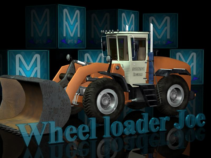 Wheel Loader Joe