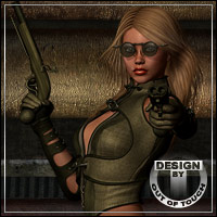 PRECISION for Steampunk Wilde 3D Models 3D Figure Assets outoftouch