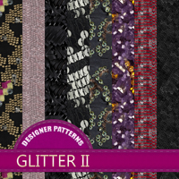 Designer Patterns - Glitter 2 2D And/Or Merchant Resources Atenais
