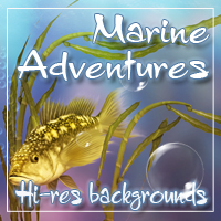 Marine Adventures Themed 2D And/Or Merchant Resources Bez