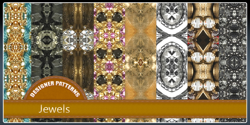 Designer Patterns - Jewels