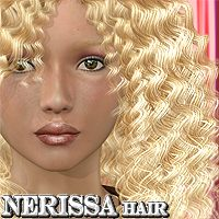 Nerissa Hair 3D Figure Essentials Mairy