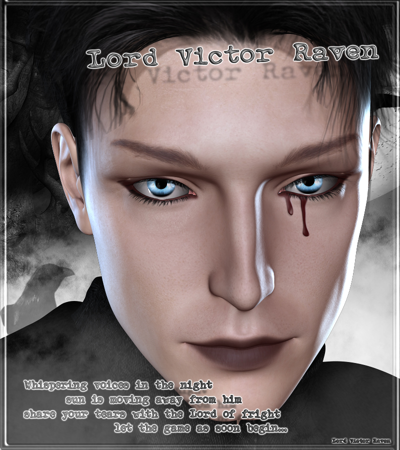 Lord Victor Raven for M4