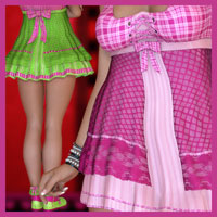 Too Cute For Dolly Outfit by Artemis