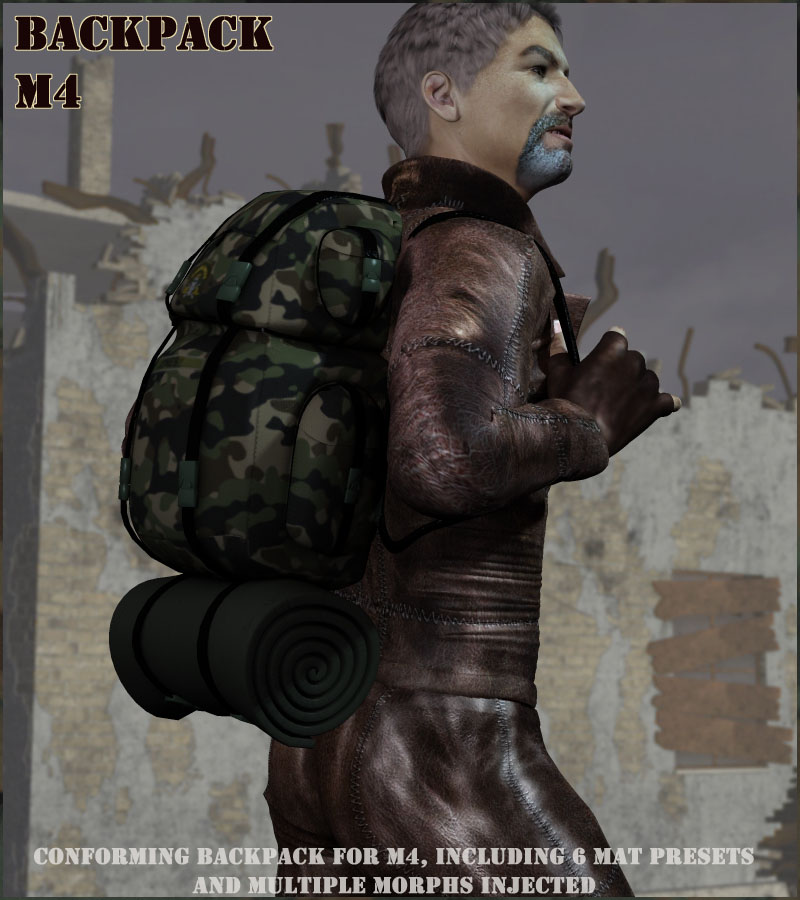 BackPack M4