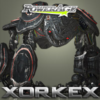 XORKEX 3D Models powerage
