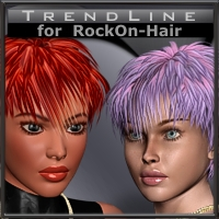 Trendline for RockOn-Hair  kaiZ