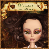 Violet For Mavka 3D Figure Essentials schonee