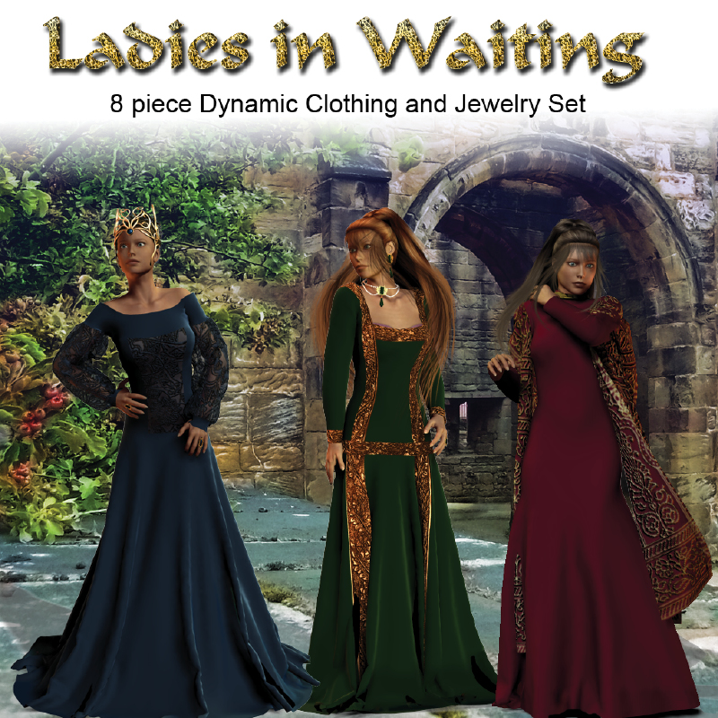 AW Ladies in Waiting
