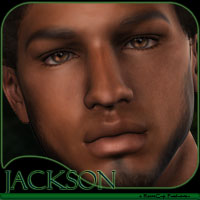 Jackson 3D Figure Essentials 3D Models reciecup
