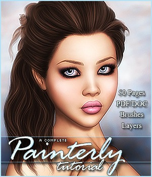 SV Painterly Tutorial Tutorials : Learn 3D 2D Graphics Sveva