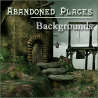 Abandoned Places Backgrounds by -Melkor-