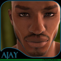 Ajay 3D Figure Essentials 3D Models reciecup