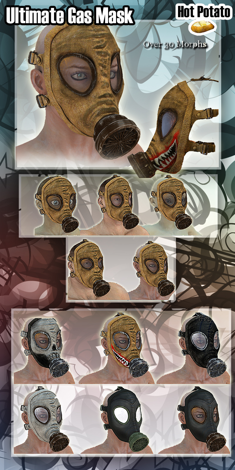 Ultimate Gas Mask