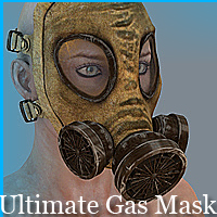 Ultimate Gas Mask Props/Scenes/Architecture Clothing HotPotato
