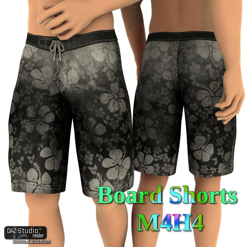 Sickle Board Shorts M4H4