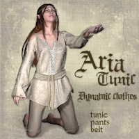 Aria Tunic Software Themed Clothing Tipol