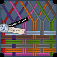 Colours Of Life - Zippers I  Valerian70