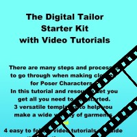 The Digital Tailor Starter Kit Tutorials Fugazi1968