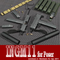 INGM11 for Poser Themed motokamishii