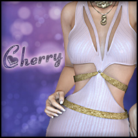 Cherry Outfit 3D Figure Essentials SWAM