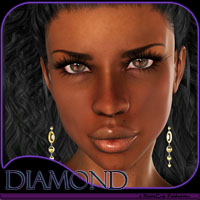 Diamond 3D Models 3D Figure Essentials reciecup