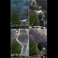 Flinks Sky Storm and Lightning image 1