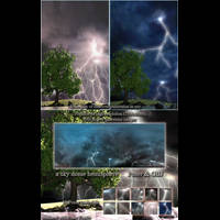 Flinks Sky Storm and Lightning image 3