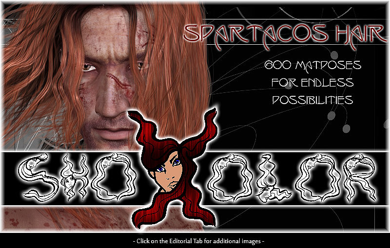 ShoXoloR for Spartacos Hair