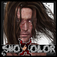 ShoXoloR for Spartacos Hair Hair ShoxDesign
