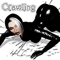 Crawling Themed Poses/Expressions Darkworld
