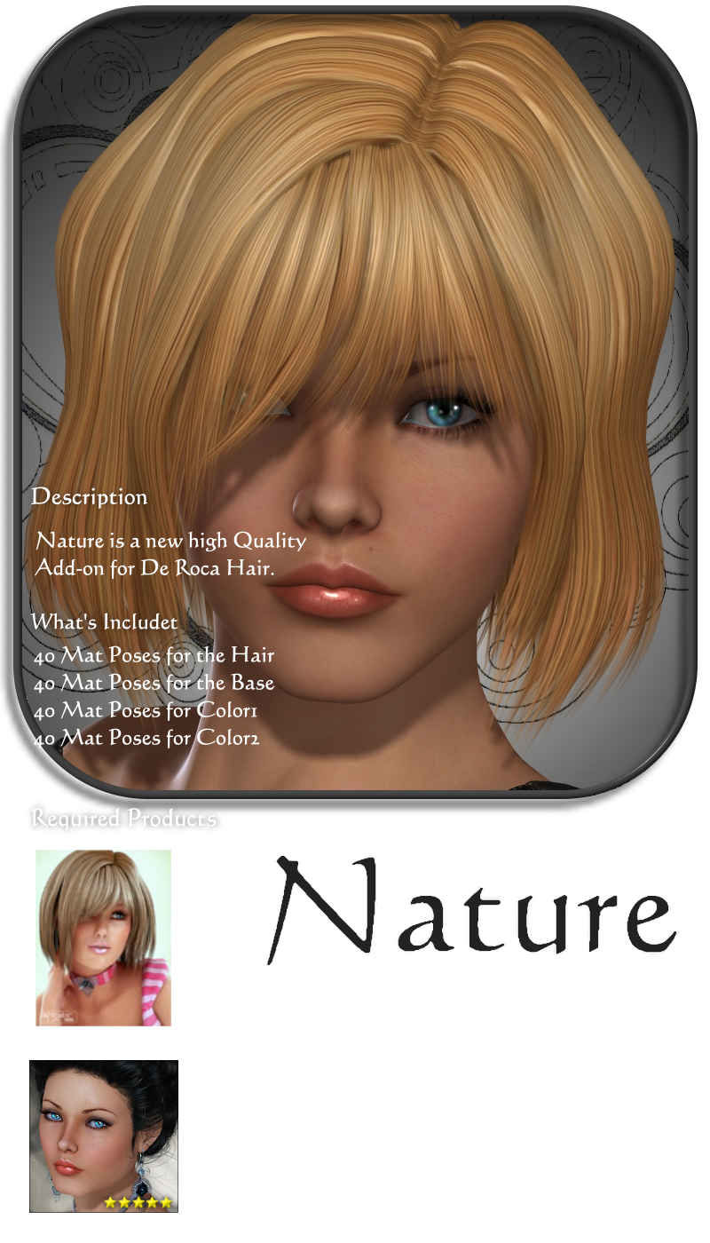 Nature-DeRoca for De Roca Hair