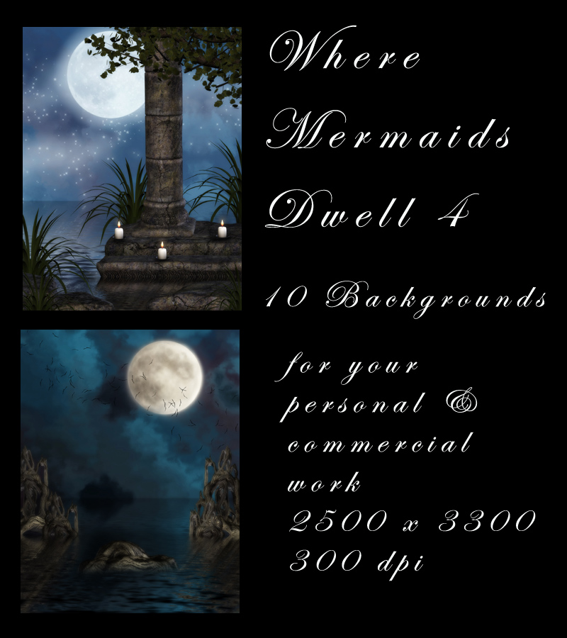 Where Mermaids Dwell 4