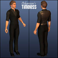 Oskarssons Timeless 3D Figure Essentials Oskarsson