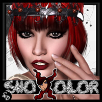 ShoXoloR for LouiseBob Hair Themed Hair ShoxDesign
