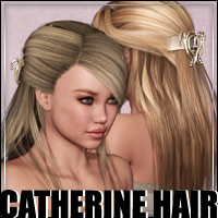 Catherine Hair Themed Hair outoftouch